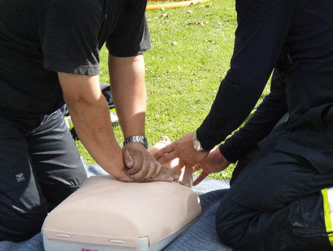 Førstehjælpskurser
